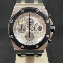 Audemars Piguet 25940SK.OO.D002CA.02.A Staal 2005 Royal Oak Offshore Chronograph 42mm tweedehands