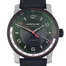 Montblanc Timewalker Steel 42mm Black Arabic numerals United States of America, Georgia, Atlanta