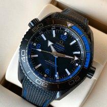 Omega Seamaster Planet Ocean 215.92.46.22.01.002 Nagyon jó Kerámia 45.5mm Automata Magyarország, Csopak