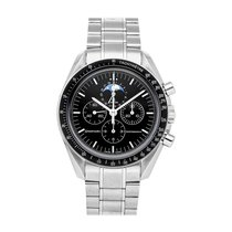 Omega 3576.50.00 Staal 2003 Speedmaster Professional Moonwatch Moonphase 42mm