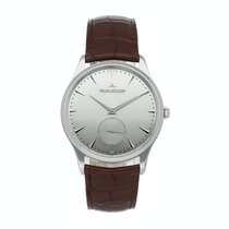 Jaeger-LeCoultre Master Grande Ultra Thin Steel 40mm Silver No numerals United States of America, Pennsylvania, Bala Cynwyd