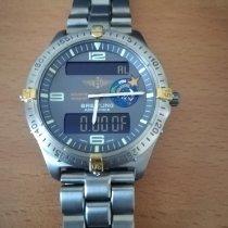 Breitling Aerospace Titanium Grijs Arabisch