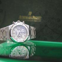 Audemars Piguet Royal Oak Chronograph Witgoud Zilver Nederland, Velp