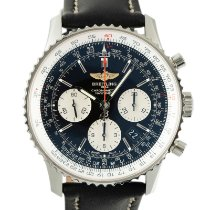 Breitling Steel 43mm Automatic AB0120 pre-owned