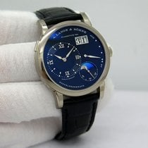 A. Lange & Söhne Lange 1 new Manual winding Watch with original box and original papers 192.029