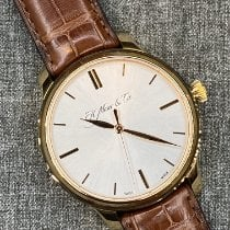 H.Moser & Cie. Rose gold 40.5mm Manual winding 1343-0100 new United States of America, New York, new york