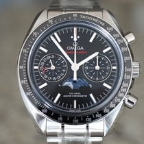 Omega Speedmaster Professional Moonwatch Moonphase new 2021 Automatic Chronograph Watch with original box and original papers 304.30.44.52.01.001