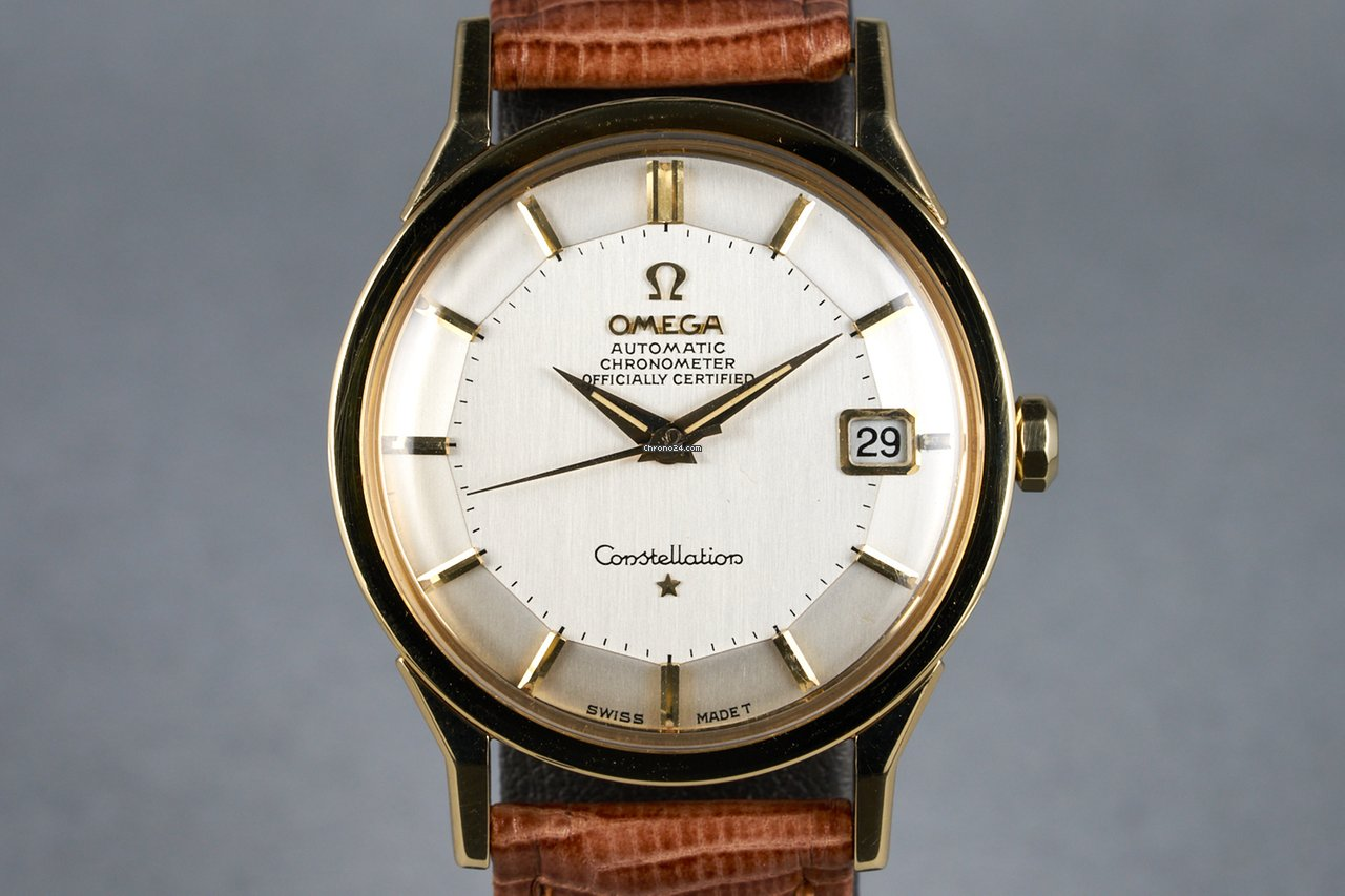 Omega Constellation 168.005 1965 pre-owned