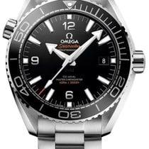 Omega Seamaster Planet Ocean Steel 43.5mm Black Arabic numerals United States of America, California, Los Angeles