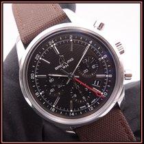Breitling Transocean Chronograph GMT Acero 43mm Negro Sin cifras España, Oviedo, Asturias