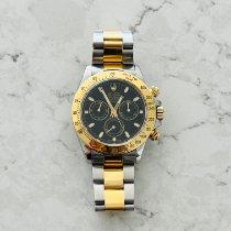 Rolex 116523 Guld/Stål 2012 Daytona 40mm brugt