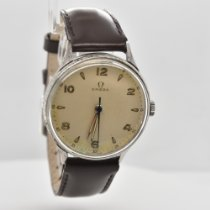 Omega Steel Automatic pre-owned