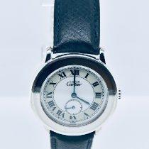 Cartier Gümüş 33mm Quartz 1815 1 ikinci el