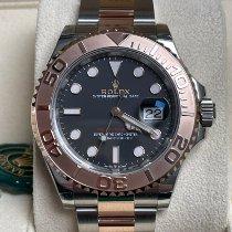 Rolex 126621-0002 Goud/Staal 2021 Yacht-Master 40 40mm nieuw