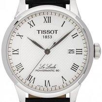 Tissot Le Locle Сталь 39.3mm Cеребро