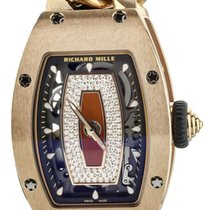 Richard Mille Women's watch RM 07 45mm Automatic pre-owned Watch with original box and original papers