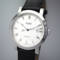 Nivrel Steel 40mm Automatic pre-owned