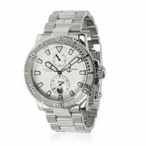 Ulysse Nardin Steel 42.7mm Automatic 263-33-7 pre-owned United States of America, New York, New York