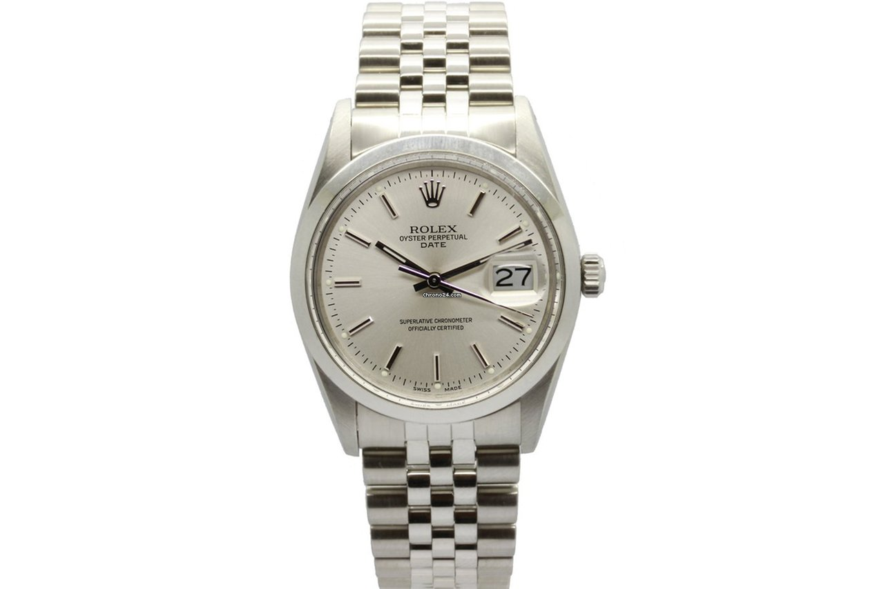 Rolex Oyster Perpetual Date Rolex Oyster Perpetual Date 15000 pre-owned