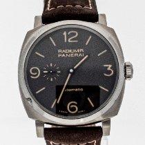 Panerai Radiomir 1940 3 Days Automatic nuevo 2015 Automático Reloj con estuche y documentos originales PAM 00619