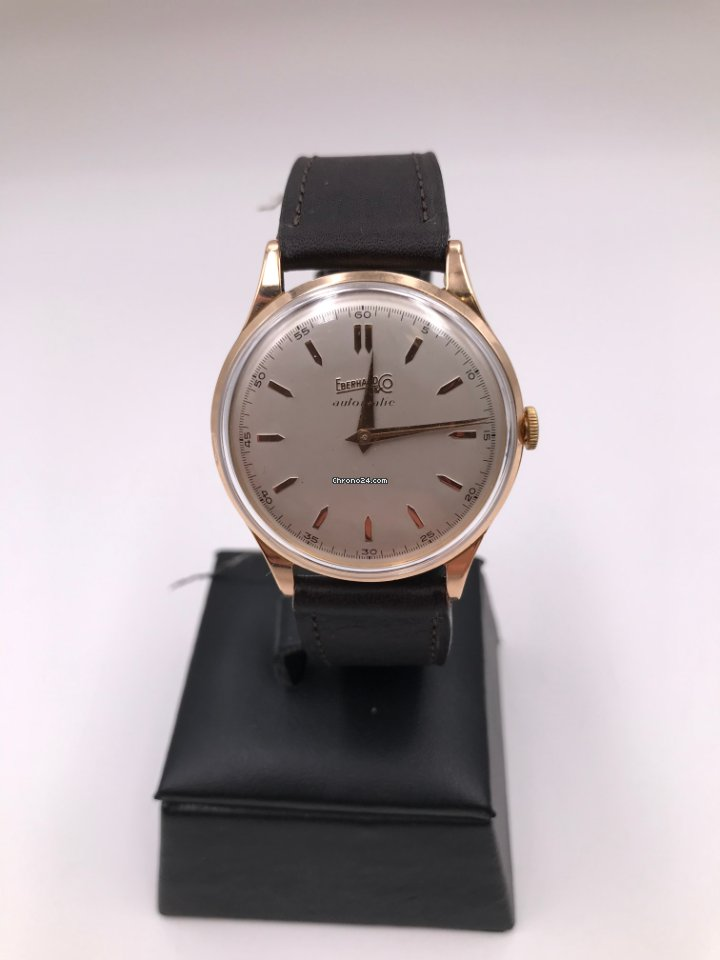 Eberhard & Co. 11601 1950 usato