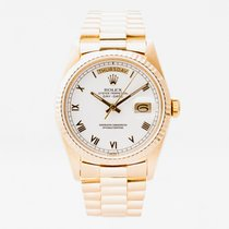 Rolex Day-Date 36 18038 Very good Yellow gold 36mm Automatic United Kingdom, Guildford,Surrey