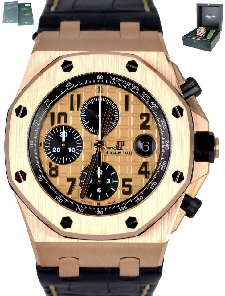 Audemars Piguet Royal Oak Offshore Chronograph 26470OR.OO.A02CR.01 pre-owned