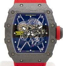 Richard Mille RM 035 RM035-01 Très bon Carbone Remontage manuel