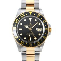 Rolex Steel 40mm Automatic 16753 pre-owned