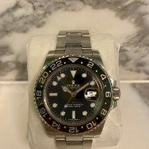 Rolex GMT-Master II Steel 40mm Black No numerals Thailand, Bangkok