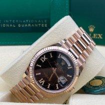 Rolex Day-Date 36 128235 Ungetragen Roségold 36mm Automatik Deutschland, Köln
