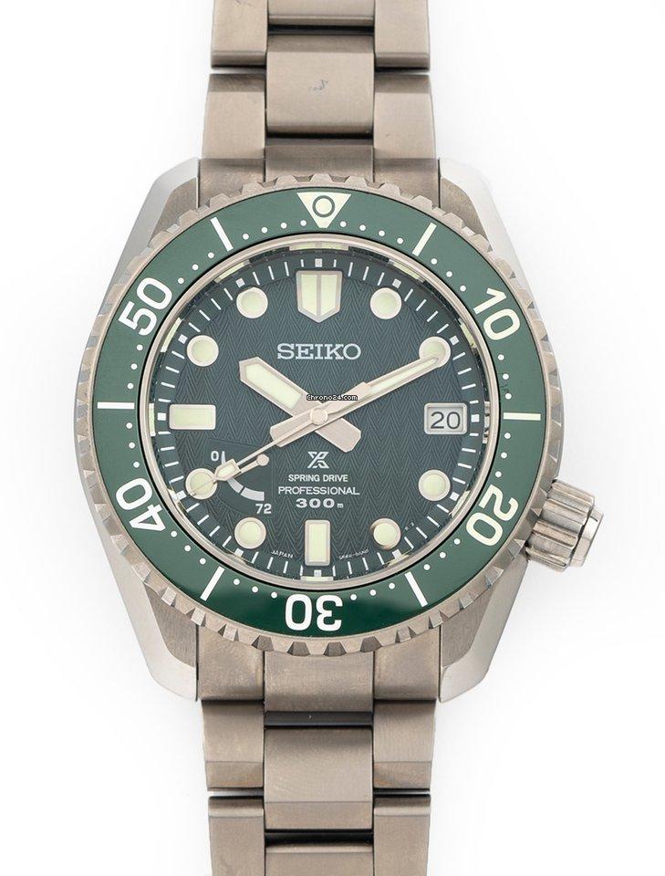 Seiko Prospex SNR045 2020 pre-owned