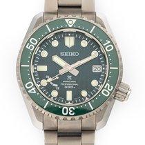 Seiko Prospex Titanium Green
