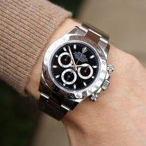 Rolex Daytona Steel 40mm Black No numerals United Kingdom, Wetherby