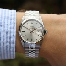 Rolex 5700 Steel 1989 Air King Date 34mm pre-owned