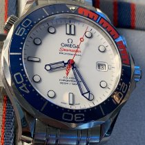 Omega Seamaster Diver 300 M Steel 41mm White No numerals United States of America, Maryland, Towson