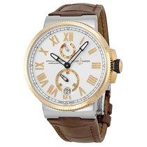 Ulysse Nardin Marine Chronometer Manufacture Gold/Steel 45mm Silver United States of America, California, Beverly Hills