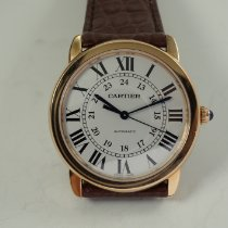 Cartier W2RN0008 Rose gold 2018 Ronde Solo de Cartier 36mm pre-owned United States of America, Texas, Houston