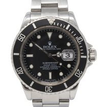 Rolex Submariner Date Steel 40mm Black No numerals United States of America, Florida, Ft Lauderdale