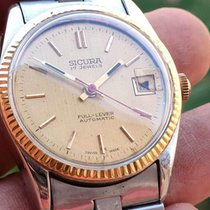 Sicura Steel 36mm Automatic pre-owned