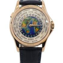Patek Philippe World Time Rose gold United States of America, New York, New York