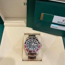 Rolex GMT-Master II Rose gold 40mm Black No numerals United States of America, Florida, Miami