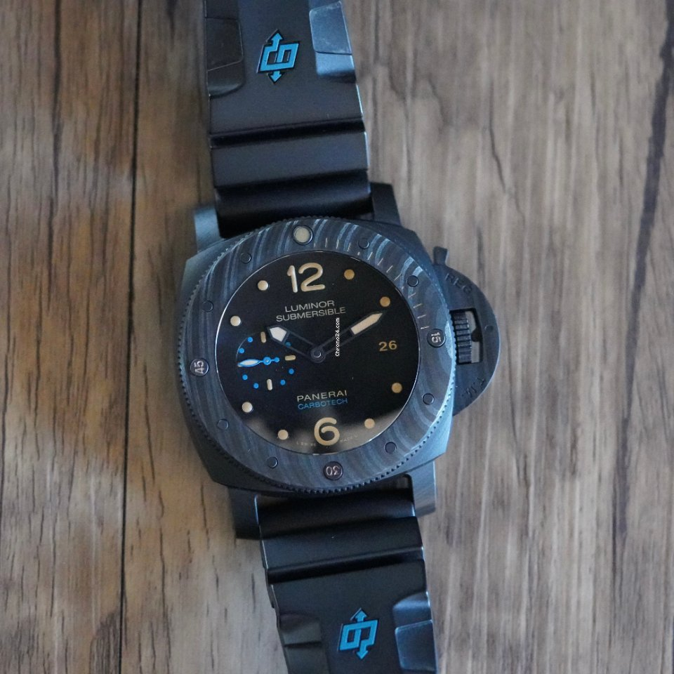 Panerai Luminor Submersible 1950 3 Days Automatic PAM 00616 2019 pre-owned