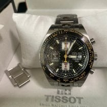 Tissot Steel 42mm Automatic T91.1.487.81 pre-owned Malaysia, 47620