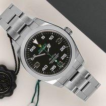 Rolex tweedehands Automatisch 40mm Zwart Saffierglas