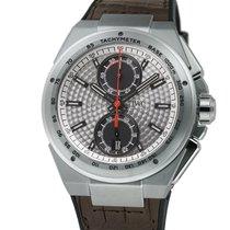 IWC Ingenieur Chronograph nuevo 2013 Automático Cronógrafo Reloj con estuche y documentos originales IW3785-05
