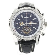 Breitling for Bentley White gold 49mm Black United States of America, Illinois, BUFFALO GROVE