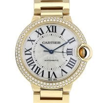 Cartier Yellow gold 37mm Automatic 3002 pre-owned