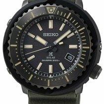 Seiko Prospex Steel 47mm Black United States of America, New York, Monsey