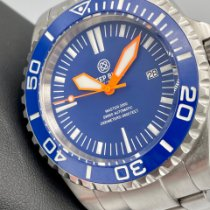 Deep Blue Steel 46mm Automatic pre-owned United States of America, Florida, Pompano Beach